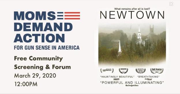 Link to Newtown screening
